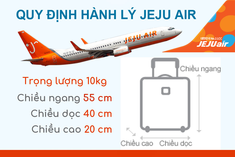 Hanh ly Jeju Air
