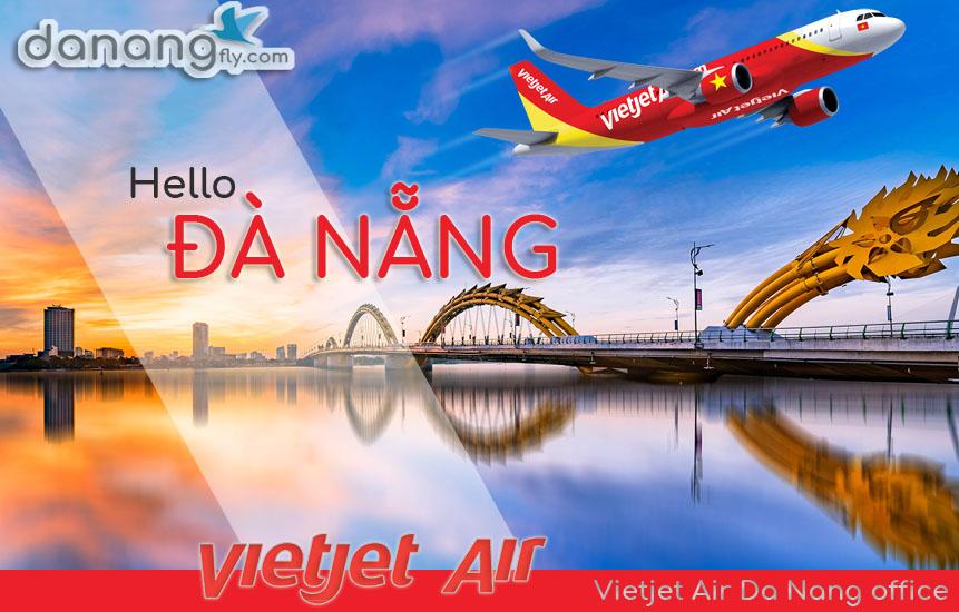 Vé máy bay Vietjet Air tại Đà Nẵng