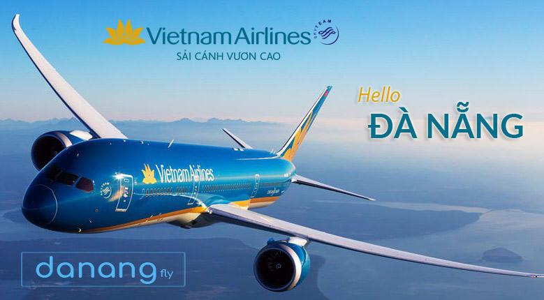 Vé máy bay Vietnam Airlines Đà Nẵng