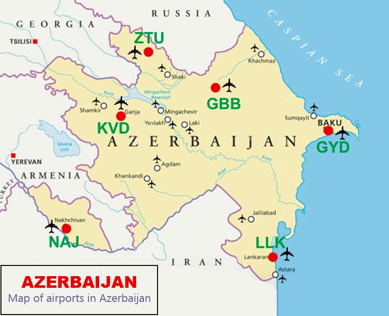 ban-do-danh-sach-cac-san-bay-tai-azerbaijan